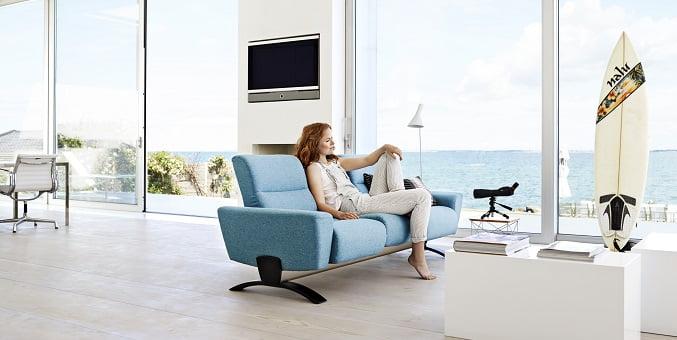 stressless bei dem windsurf world cup sylt 2017. Black Bedroom Furniture Sets. Home Design Ideas
