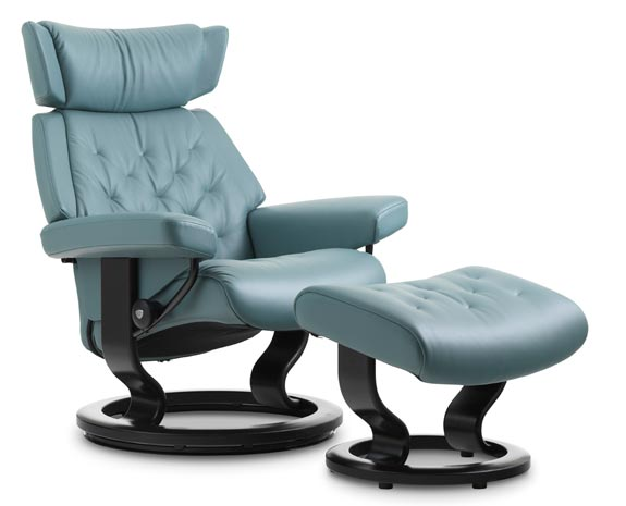 Designer Armchairs | Stressless Skyline | Easy chairs ...