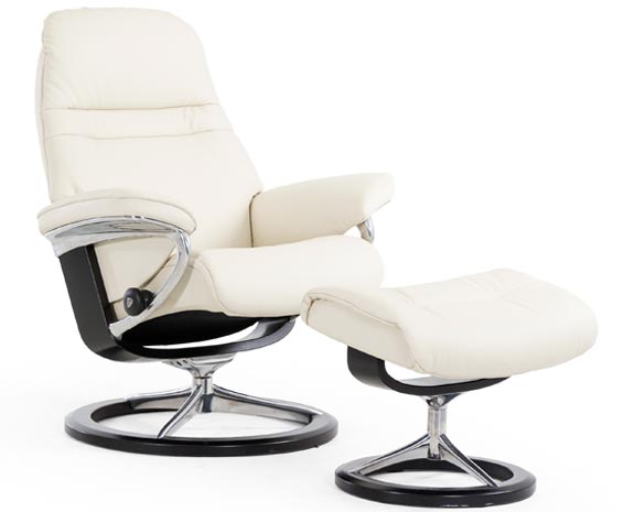 stressless sunrise stressless leather recliner chairs
