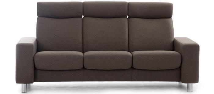 sofa zur entspannung stressless pause 3 sitzer2 sitzer hoch - Eckschlafsofa Die Praktischen Sofa Fur Ihren Komfort