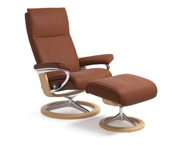 Pleasant Stressless Aura M Stressless Unemploymentrelief Wooden Chair Designs For Living Room Unemploymentrelieforg