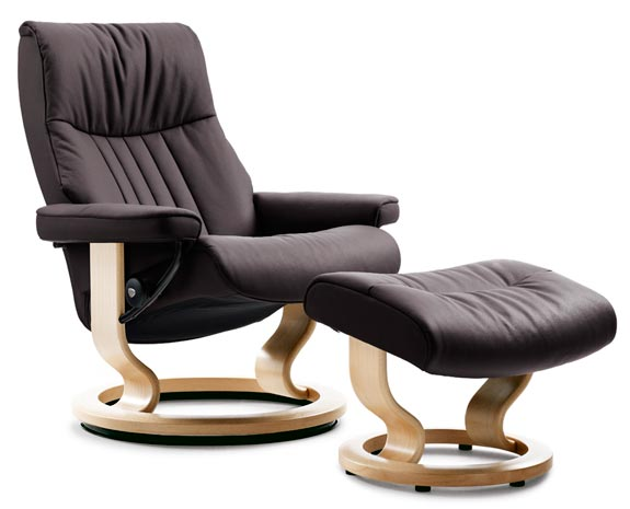 Stressless Crown  Classic fåtölj
