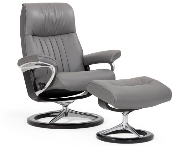 Stressless Crown  Signature fauteuil