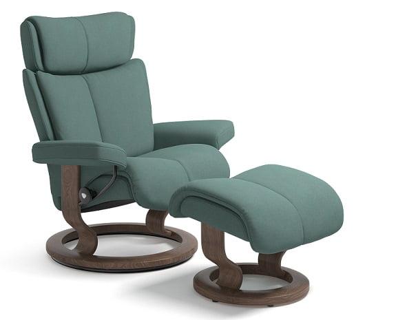 Delightful Stressless Magic Classic Chair