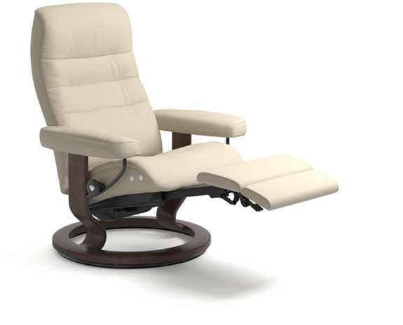 Stressless Opal Medium with LegComfort