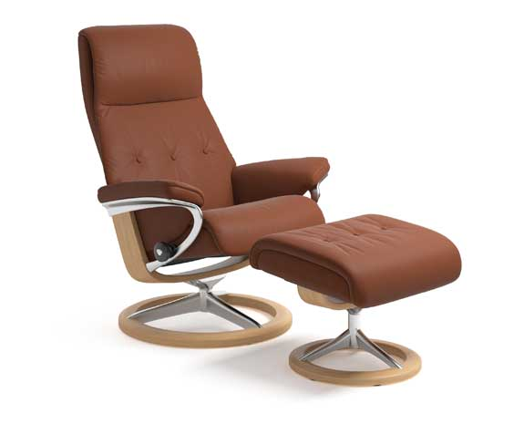 Stressless Sky (M) Signature fauteuil
