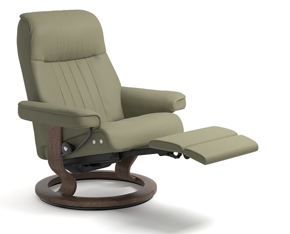 Stressless Crown Classic LegComfort  sc 1 st  Stressless & Leather Recliner Chairs | Scandinavian Comfort Chairs | Recliners islam-shia.org