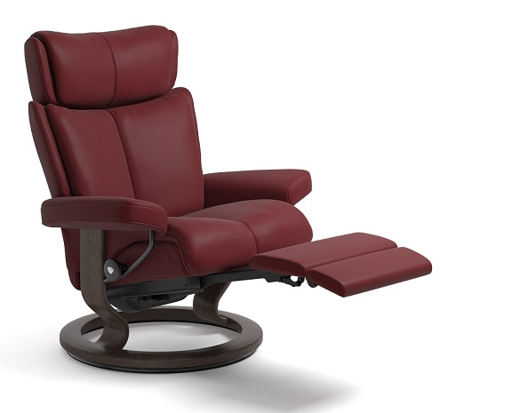 Stressless magic  m  classic assemb w legcomfort el