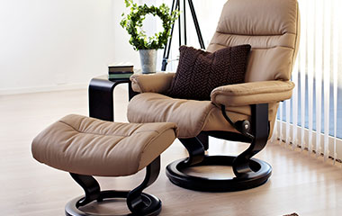 Stressless Sunrise Recliner Chairs