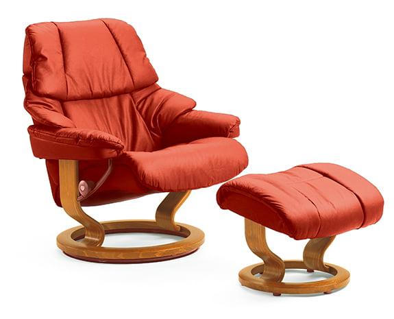 Fine Stressless Reno Leather Recliner Chairs Unemploymentrelief Wooden Chair Designs For Living Room Unemploymentrelieforg