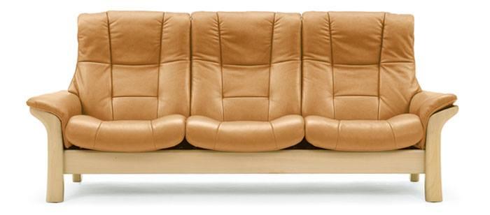 Leather Sofas Stressless Buckingham, Stressless Com Furniture