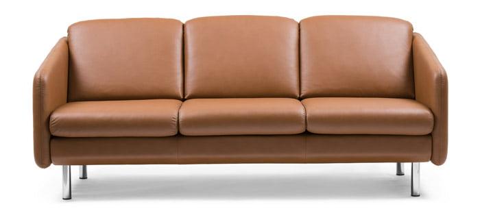 Sofa mit retrolook stressless eve for Sofa zeichnen