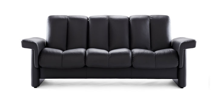 Stressless Legend (M) low back 3 seater