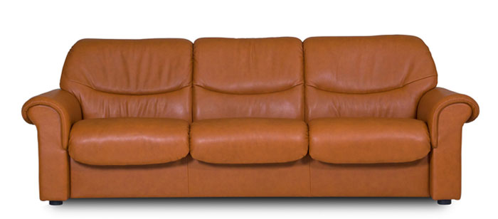 Stressless Liberty 3 seater low back