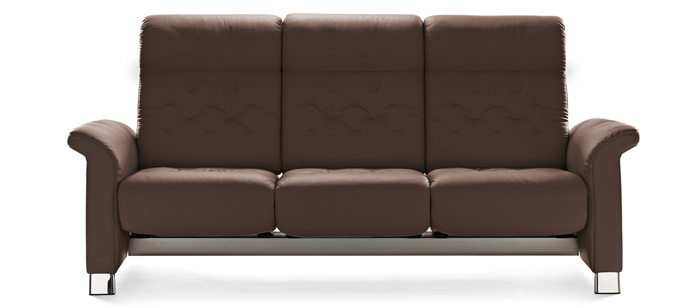 Ekornes Stressless Sofa Reviews Best Prices Stressless E300 Leather Recliner 3 Seater Sofa Thesofa