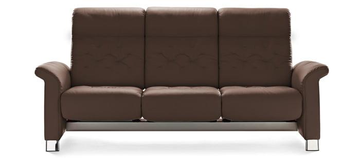 design banken stressless metropolitan 2 sitzer hoge. Black Bedroom Furniture Sets. Home Design Ideas