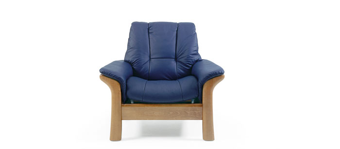 Stressless Windsor 1 seater low back