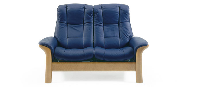 stressless leather reclining sofas