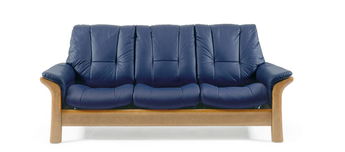 Stressless Windsor (M) low back 3 seater