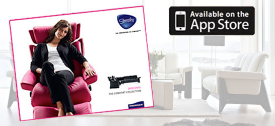 New Stressless catalogue