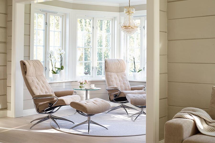 relaxsessel aus leder modern komfort stressless metro. Black Bedroom Furniture Sets. Home Design Ideas