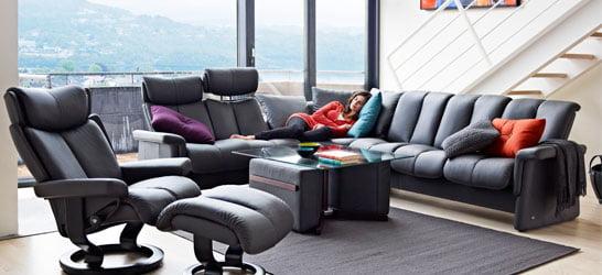 produktneuheiten stressless. Black Bedroom Furniture Sets. Home Design Ideas