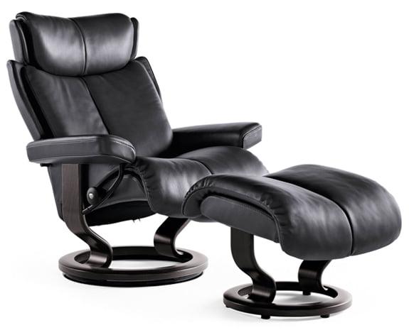 Relaxsessel modern  Relaxsessel aus Leder | Modern & Bequem | Stressless Magic