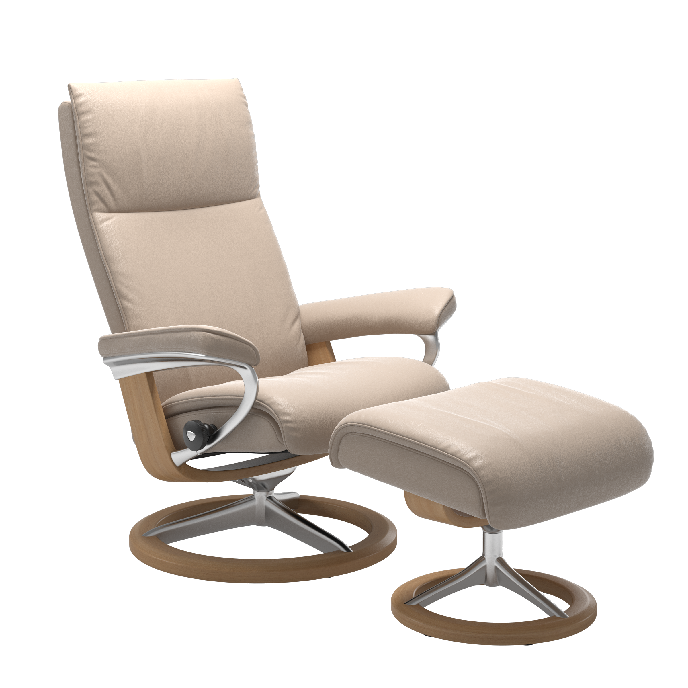 Stressless Aura Signature