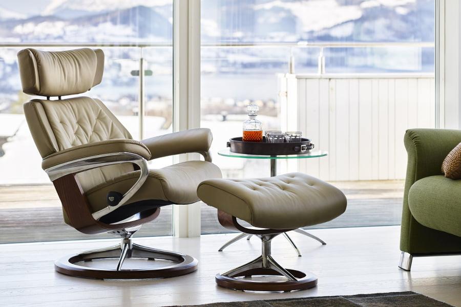 Stressless Recliner Chair Skyline Classic S Stressless