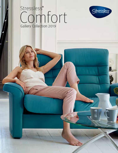 Stressless Gallery Collection 2019 - Catalogue