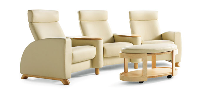 stressless home cinema seating stressless arion stressless. Black Bedroom Furniture Sets. Home Design Ideas