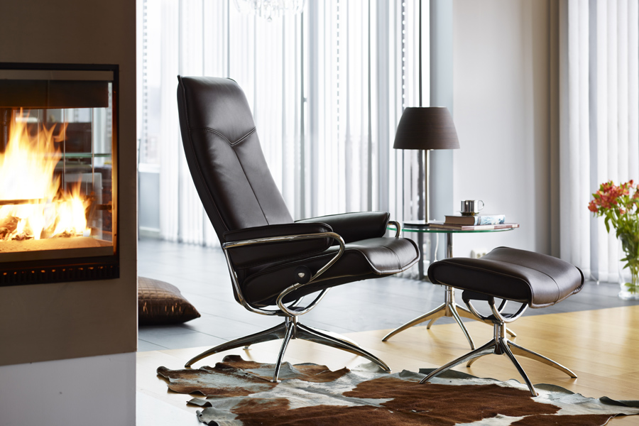 stressless city chair stressless. Black Bedroom Furniture Sets. Home Design Ideas