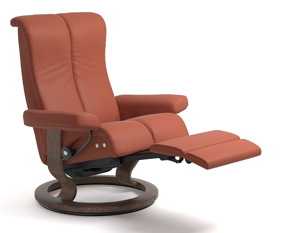 ergonomic piano chair stressless recliners leather recliner chairs stressless