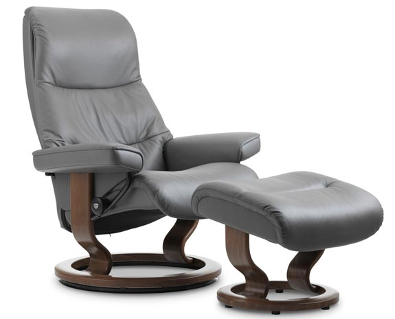 Stressless View Classic chair  sc 1 st  Ekornes : stressless recliners uk - islam-shia.org