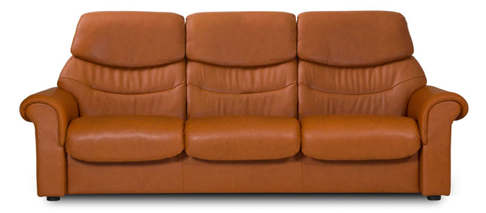 leather sofas stressless liberty highback modern recliner sofas