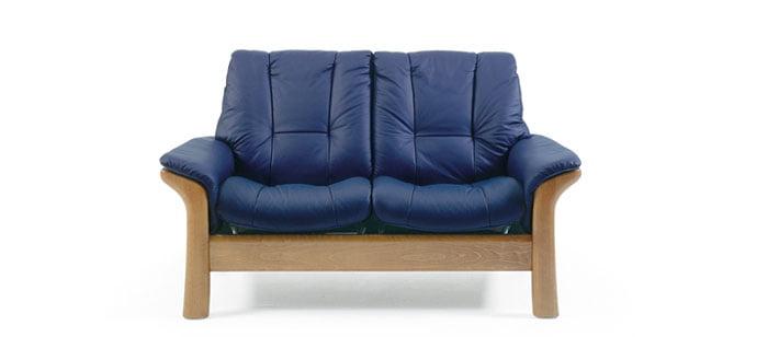 Leather Sofas Stressless Windsor Lowback Modern