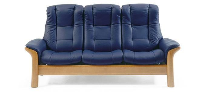 Leather Sofas Stressless Windsor Highback Modern