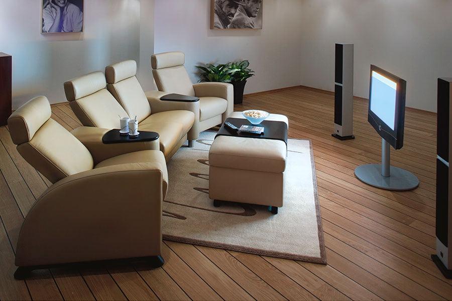 Canape Vibrant Home Cinema