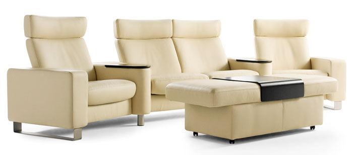 Ekornes Stressless Home Cinema Seating Solutions
