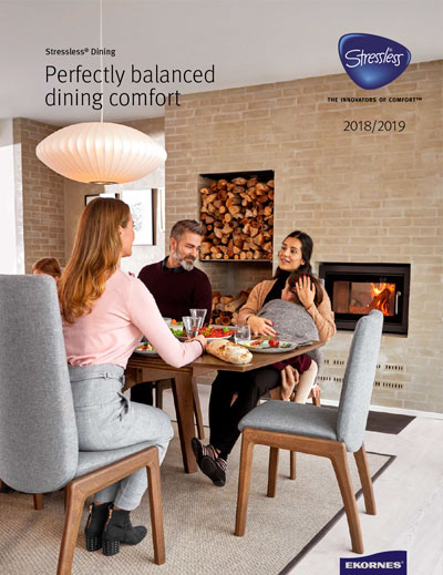 Stressless Dining catalogue