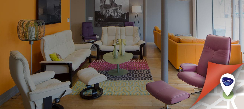 Sill n relax y sof cama en el sitio oficial stressless - Sillon home cinema ...