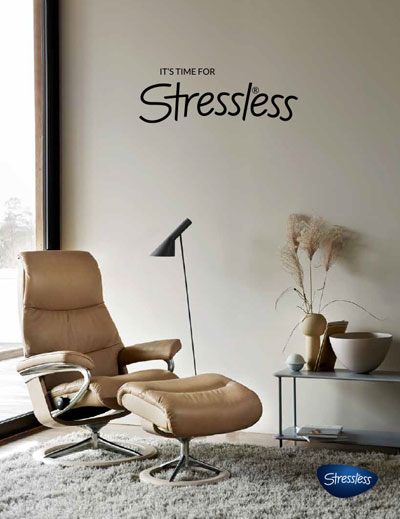 It is time for Stressless® - Catalogue