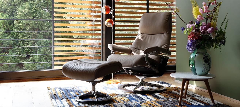 Canapés et fauteuils de relaxation