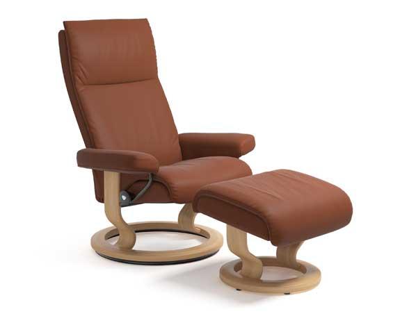 stressless aura office stressless. Black Bedroom Furniture Sets. Home Design Ideas