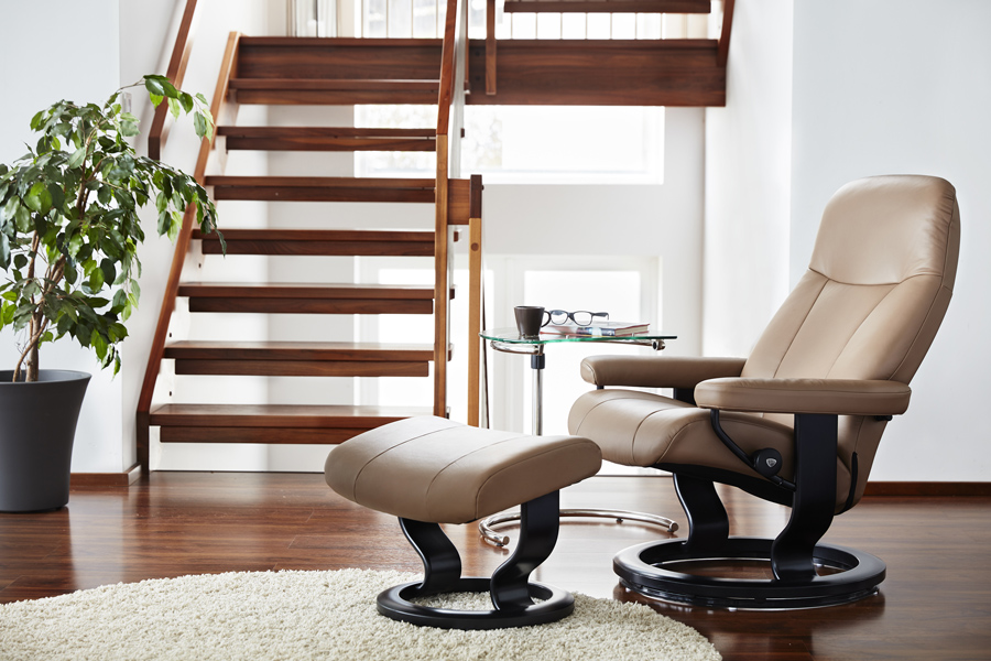 stressless garda m classic fauteuil stressless. Black Bedroom Furniture Sets. Home Design Ideas