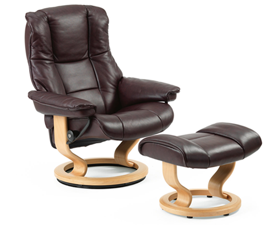 fauteuil de relaxation stressless mayfair l stressless. Black Bedroom Furniture Sets. Home Design Ideas