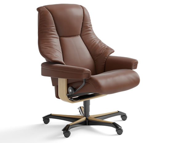 fauteuil relax stressless live s signature stressless. Black Bedroom Furniture Sets. Home Design Ideas