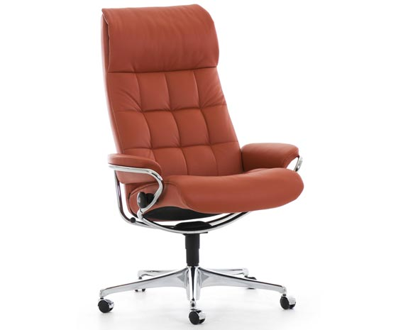 Fauteuil Relax  Stressless London High back Standard base  Design 60 ...