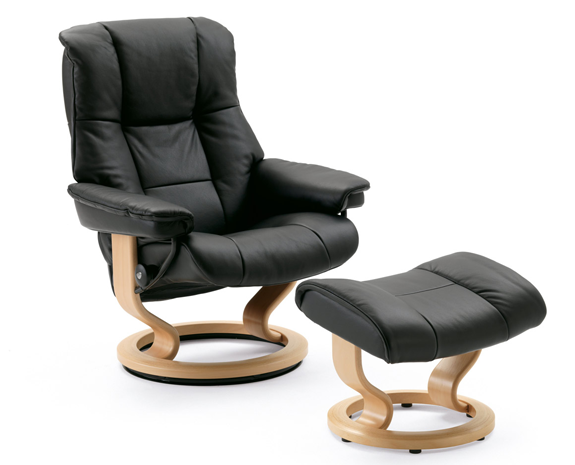 fauteuil de relaxation stressless mayfair m stressless. Black Bedroom Furniture Sets. Home Design Ideas