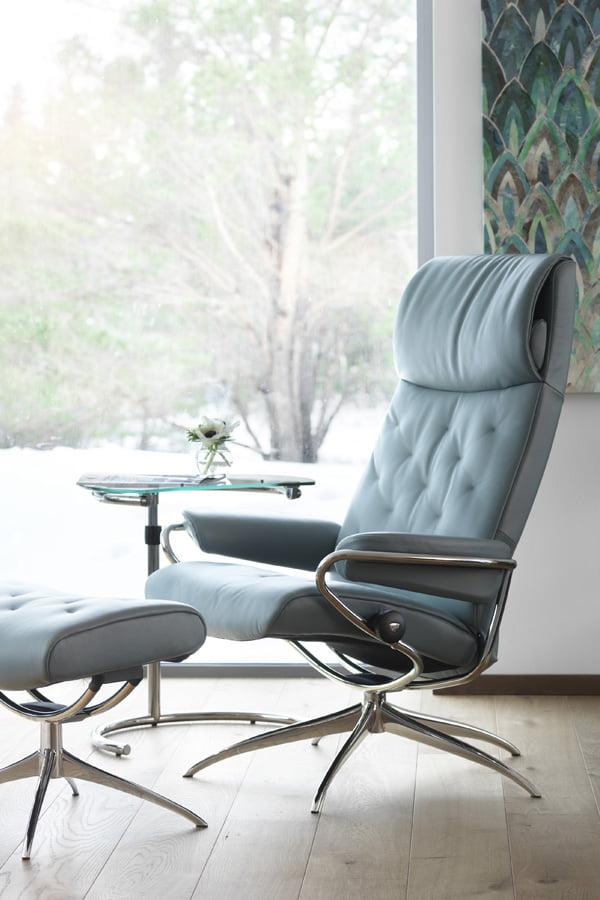 fauteuil relax stressless metro standard base stressless. Black Bedroom Furniture Sets. Home Design Ideas